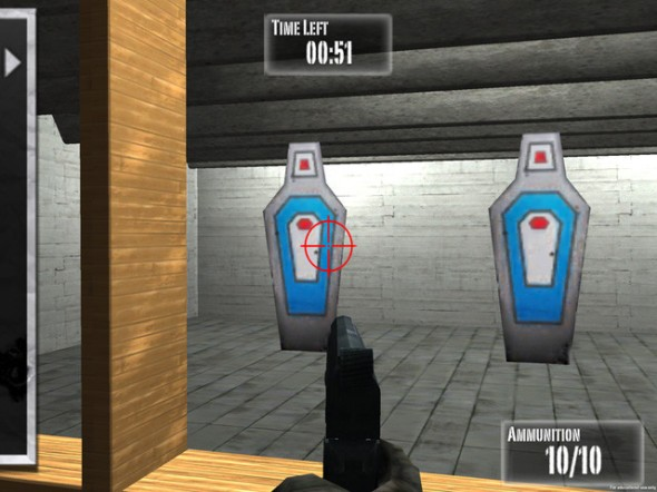 NRA's New Shooting Game App