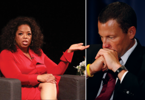 Lance Armstrong is set to give an interview with Oprah early next week, where he will admit to the doping charges.