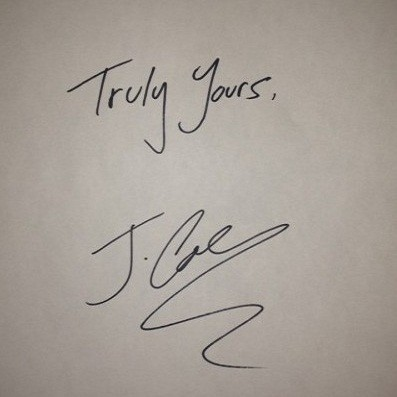 J.Cole- Truly Yours